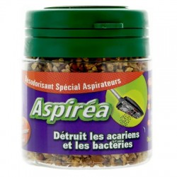 Aspiréa Cèdre Désodorisant Spécial Aspirateurs - 60g - Cosmédiet