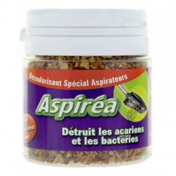 Aspiréa Thé Vert / Jasmin Désodorisant Spécial Aspirateurs - 60g - Cosmédiet