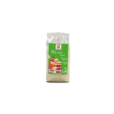 Riz Rond Blanc, Celnat, 1kg