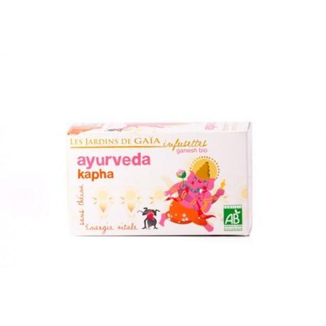 Ayurveda Kapha, Infusettes Bio 40g-Les Jardins de Gaia
