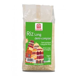 Riz Long demi-complet, Celnat, 1kg