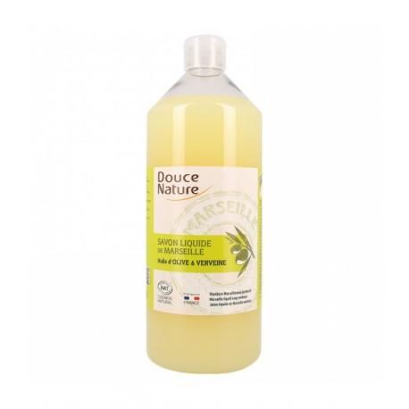 Savon Liquide de Marseille - 1L - Douce Nature