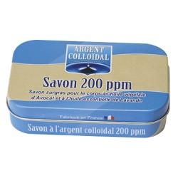 Argent Colloïdal Savon 200ppm - Vecteur Energy