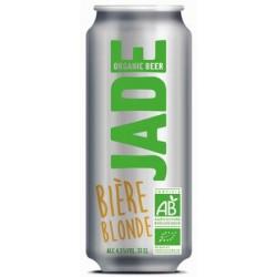 Bière Blonde Bio Jade - 33cl - Brasserie Castelain