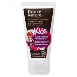 Dentifrice Fruits Rouges Kids 50mL - Douce Nature