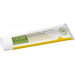 Dentargile Dentifrice au Citron - 75ml - CATTIER