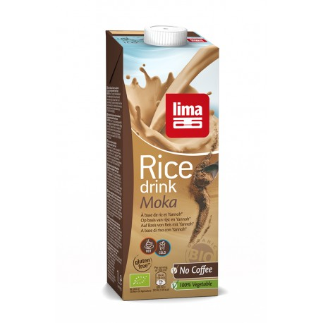Rice Drink Moka 1L-Lima