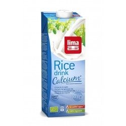 Rice Drink Calcium Promo 20% 1L-Lima