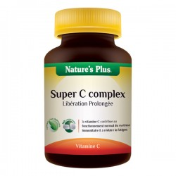 Super C Complex - 120 Comprimés - Nature's Plus