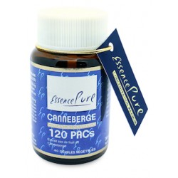 Canneberge 120 Pacs - 40 Gélules - Essence Pure