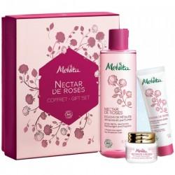 Coffret Cadeau Beauté Nectar de Roses - Melvita