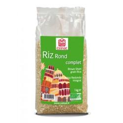 Riz Rond Complet, Celnat, 1kg