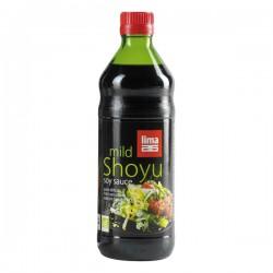 Sauce Soja Mild Shoyu 0.5L-Lima