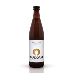 Maddam Bière Blonde Bio - 50cl - Brasserie du Chablis