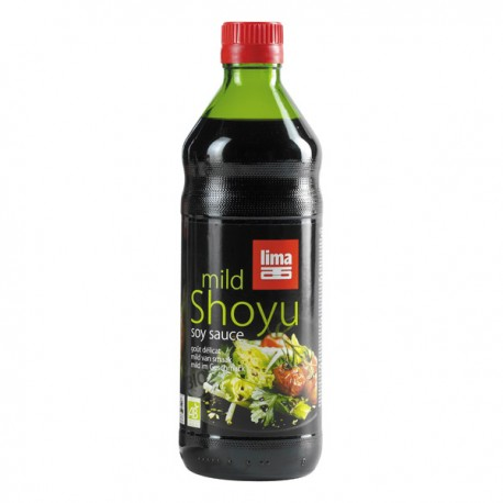 Sauce Soja Mild Shoyu 0.250L-Lima