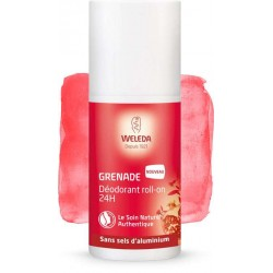 Déodorant Roll-On 24H Grenade - 50ml - Weleda