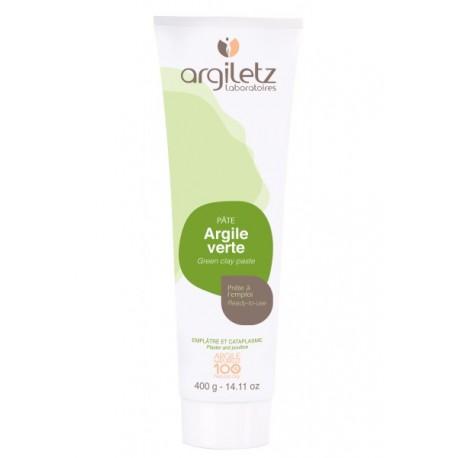Argile Verte Tube 400g - Argiletz