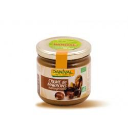 Crème de Marrons Bio - 380g - Danival