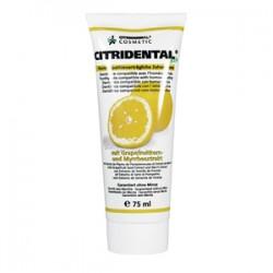 Dentifrice Citridental Aktiv - 75ml -  Citridermal Cosmetic