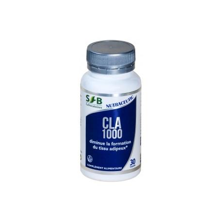 Cla 1000 Acide Linoleique Conjugue Laboratoires Sfb