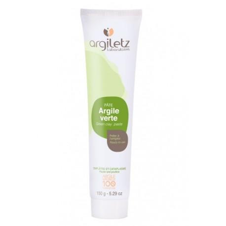 Argile Verte Tube 150g - Argiletz