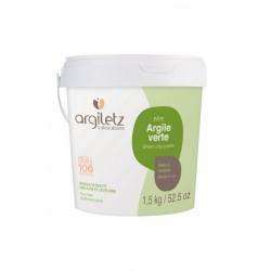 Argile Verte Pot 1,5kg - Argiletz