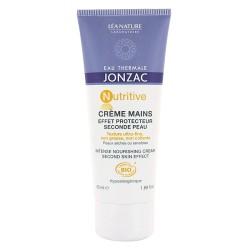 Crème Mains Effet Protecteur Nutritive - 50mL - Eau Thermale Jonzac