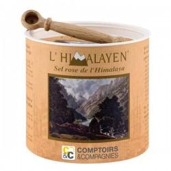 Sel Rose de l'Himalaya - 250g - Comptoirs et Compagnies