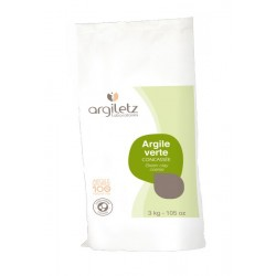 Argile Verte Concassée - 3kg - Argiletz