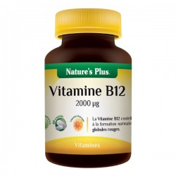 Vitamine B12 - 60 Comprimés - Nature's Plus