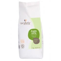 Argile Verte Concassée - 1kg - Argiletz
