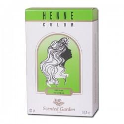 Coloration Henné - Neutre - Scented Garden