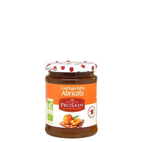 Confiture extra Abricots 350g-Maison ProSain