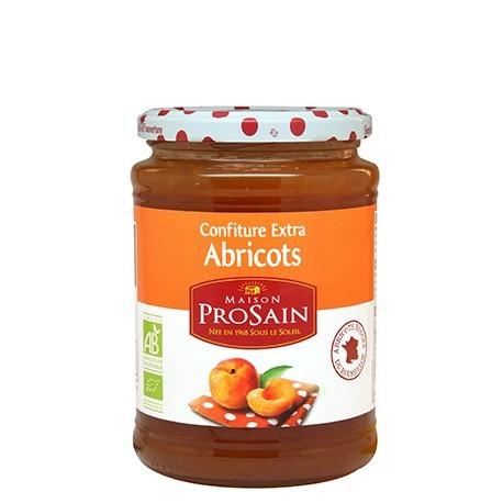 confiture abricot 750g