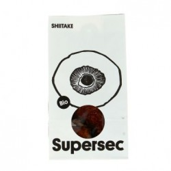 Shiitake - 30g - Supersec