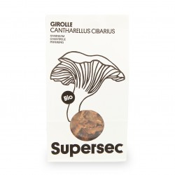 Girolle - 25g - Supersec