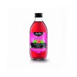 Hibiscus, Menthe avec Feuilles de Framboisier - 330ml - Yogi Tea