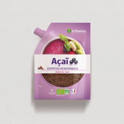 Açaï Superfood en Biogranules - D.Plantes - 125g