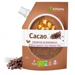 Cacao Superfood en Biogranules - D.Plantes - 125g
