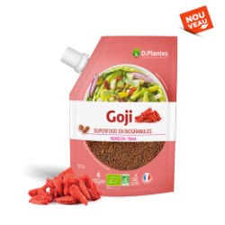 Goji Superfood en Biogranules - D.Plantes - 125g