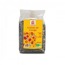 Graines de Courge Bio - 250gr - Celnat