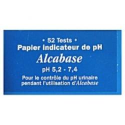 Papier Indicateur de Ph 52 Tests - Dr Theiss