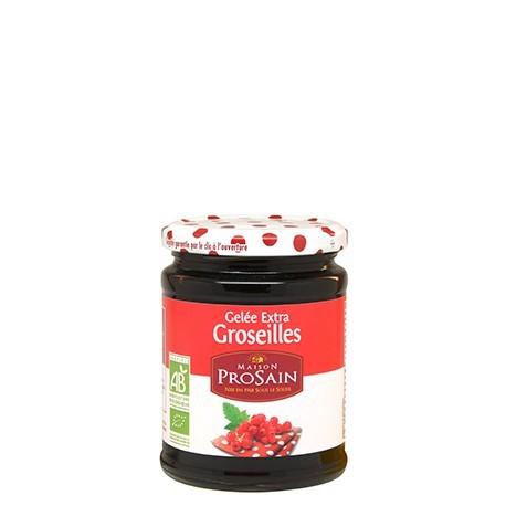 Gelée extra Groseilles 350g-Maison ProSain