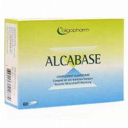 Alcabase - 60 comprimés - Oligopharm