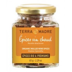 Epices vin chaud - 65gr - Terra Madre