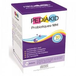 Probiotiques 10M - 10 sachets - Pediakid