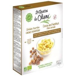 Céréales Fourrées Cacao Noisettes - 300gr - Les Recettes de Céliane