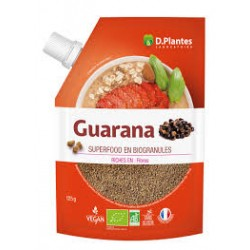 Guarana Superfood en Biogranules - D.Plantes - 125g