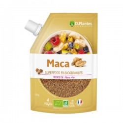 Maca Superfood en Biogranules - D.Plantes - 125g