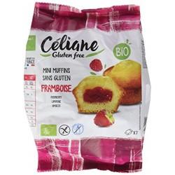 Mini Muffins Coeur De Framboise Sans Gluten 200g - Les Recettes de Céliane